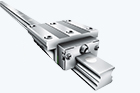 Linear recirculating roller bearing and guideway assemblies